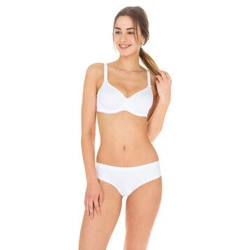 Soutien-gorge blanc Body Touch-DIM