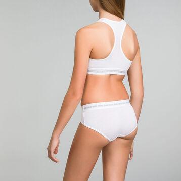 Shorty blanc Dim Sport DIM GIRL-DIM
