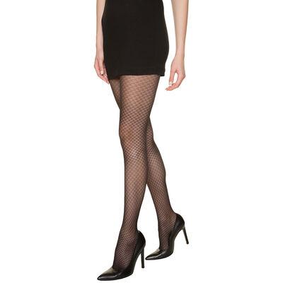 Panti negro de velo joya 23D Madame so Chic, , DIM