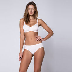 Slip rose ballerine Body Touch invisibilité totale-DIM
