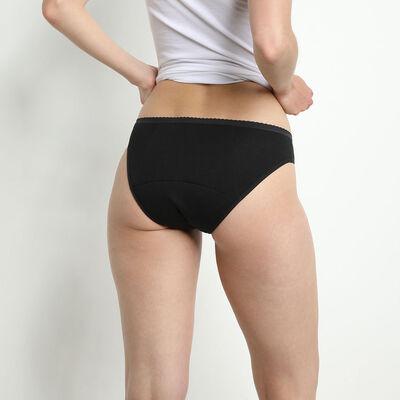 Dim Protect braga menstrual lavable de algodón orgánico para flujo abundante, , DIM