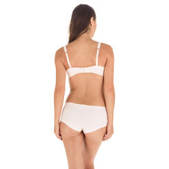 Boxer rose ballerine Body Touch invisibilité totale-DIM