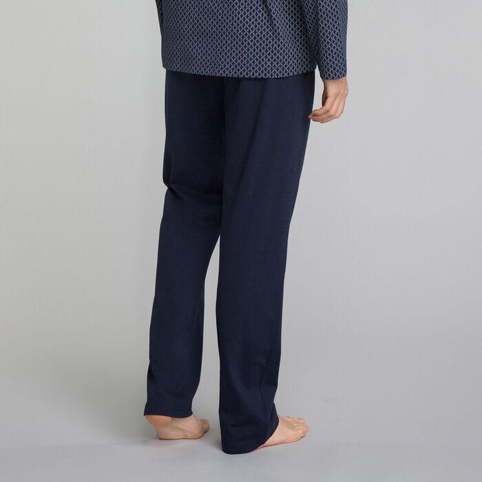 Pantalón de pijama largo azul marino - Mix and Match, , DIM
