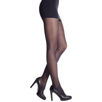 Collant noir Diam's jambes fuselées 45D-DIM