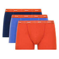 Lot de 3 boxers  Coton Stretch-DIM