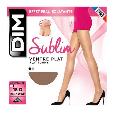 Panti color gacela Sublim vientre plano 15D, , DIM