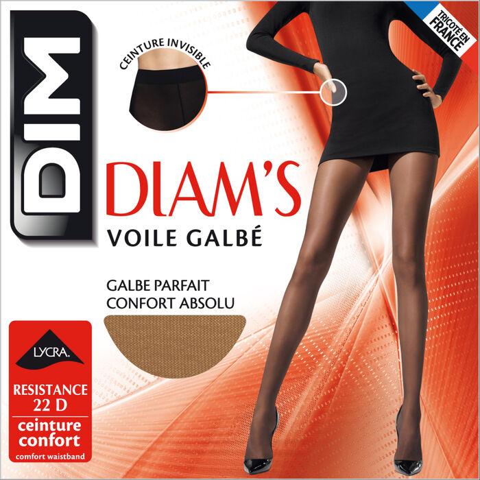 Panti diario Diam's velo moldeado 22D, , DIM