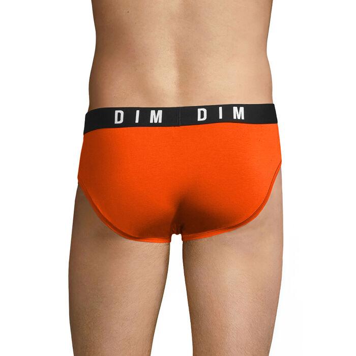 Slip coral de algodón y modal - DIM Originals, , DIM
