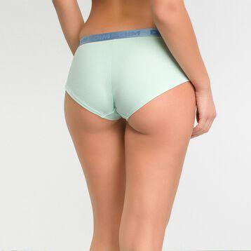Culotte de algodón azul agua marina - Les Pockets, , DIM