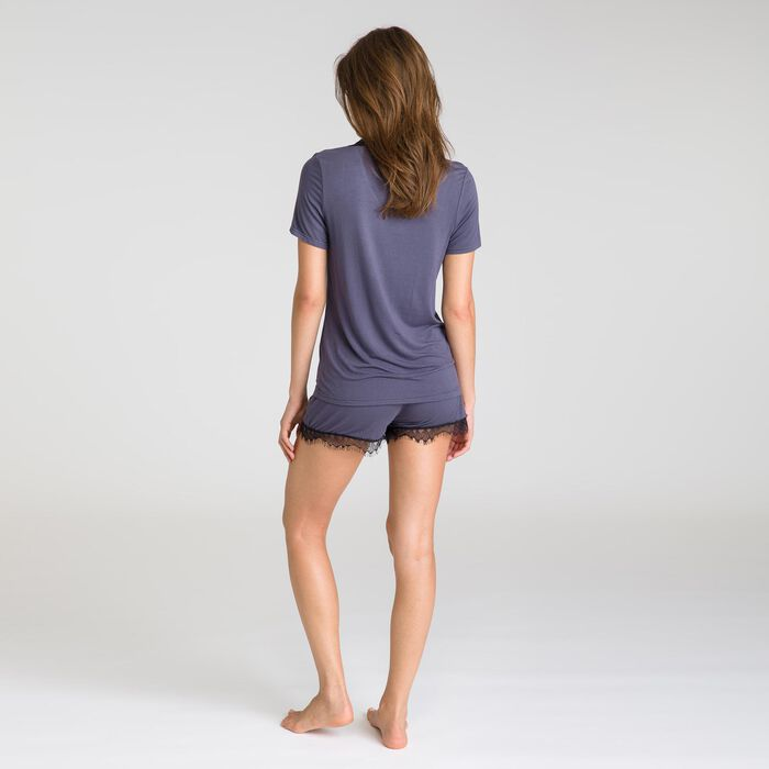 Short gris Pure Essential-DIM