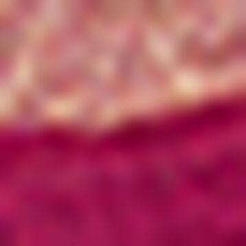 Pack de 2 pares de calcetines burdeos efecto lurex , , DIM