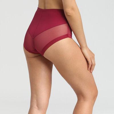 Braguita de talle alto invisible rojo Generous Limited Edition, , DIM