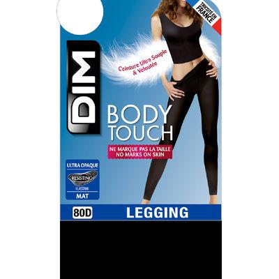 Malla negra Body Touch ultraopaca 80D, , DIM