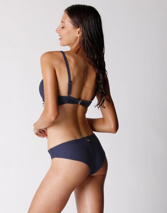 Braga de traje de baño brasileño azul ultramarino para mujer, , DIM