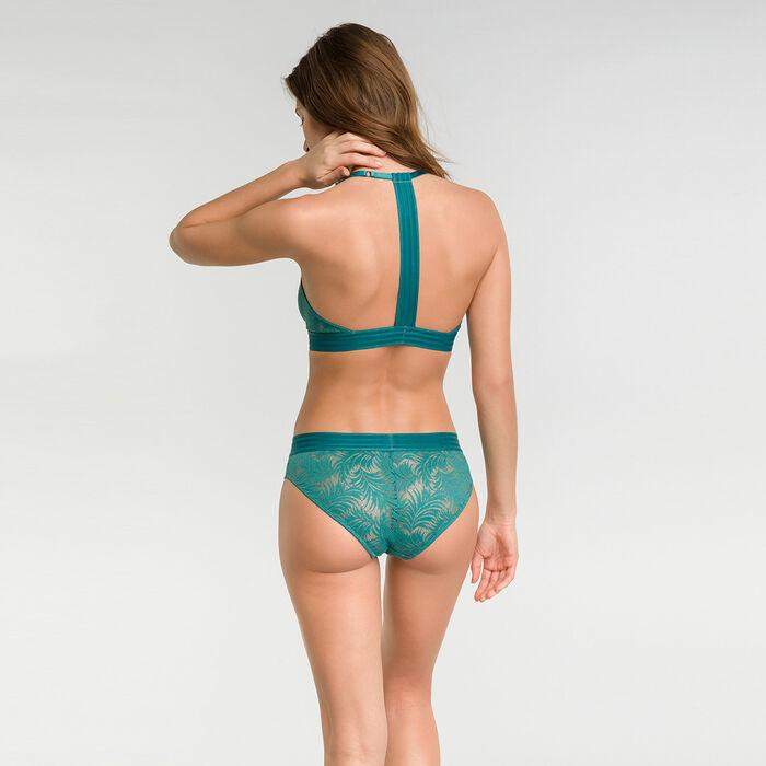 Culotte de encaje verde - MOD de Dim, , DIM