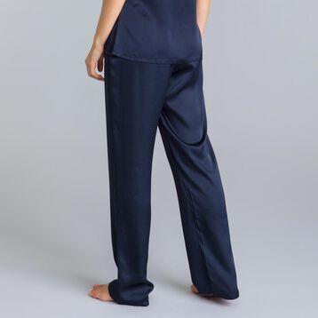 Pantalon de pyjama bleu marine Winter Dream-DIM