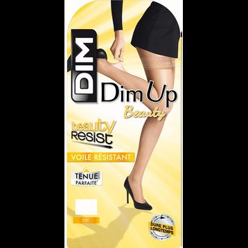 DIM Up noir Beauty Resist Transparent 20D-DIM