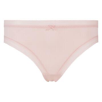 Braguita de microfibra rosa Bar à Culottes Dim, , DIM