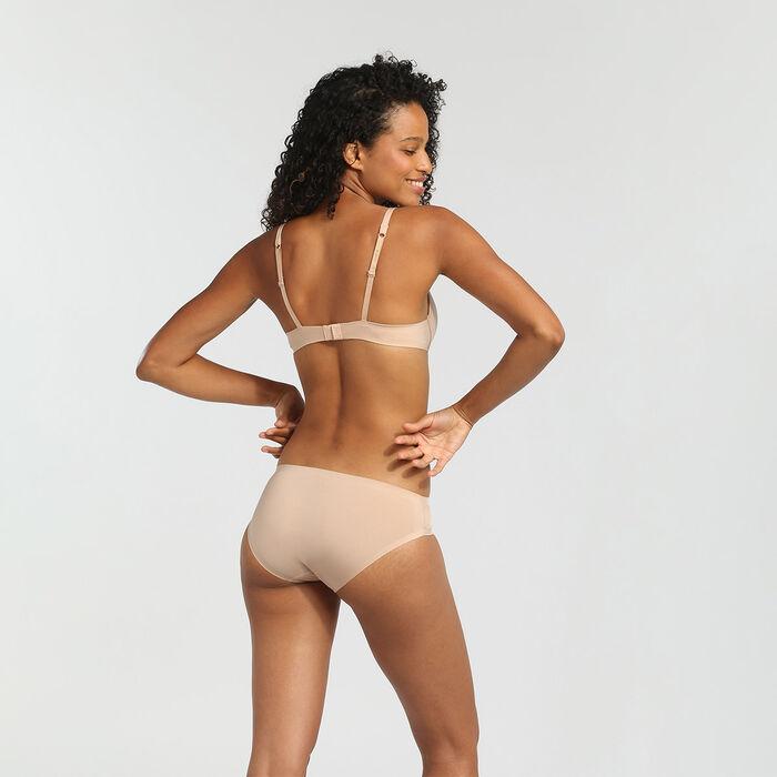 Sujetador push-up sin aros nude InvisiFree de Dim, , DIM