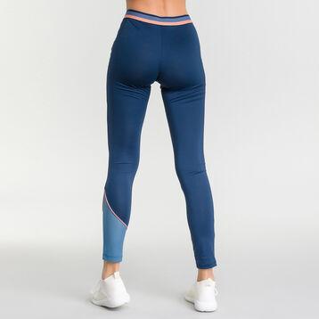 Legging de deporte azul mujer - Dim Sport, , DIM