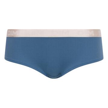 Culotte de algodón azul - Les Pockets, , DIM