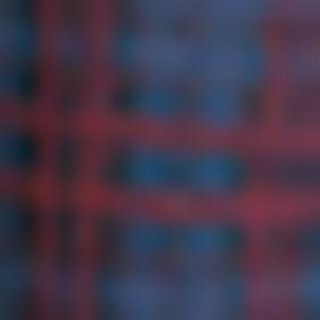 Panti fantasía tartán gris, azul y rojo 40 deniers, , DIM