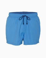 Bañador corto hombre azul de secado rápido, , LOVABLE