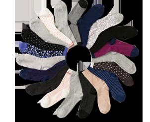 DIM, Packs de calcetines