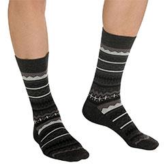 Calcetines estampados Hombre