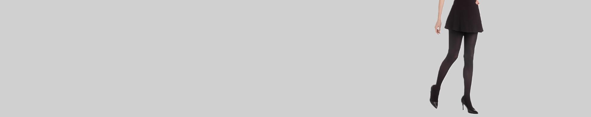 Pantys Opacos - Descubre nuestra gama de pantys opacos básicos o de colores