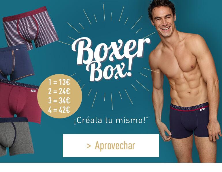 Boxer Box - ¡Créala tu mismo!*